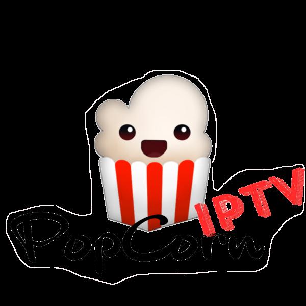 PopCorn IPTV Logo